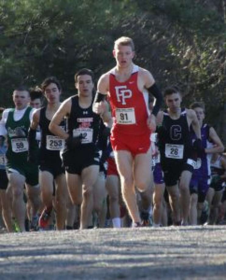 Drew Thomson will next compete in the Footlocker Regionals.