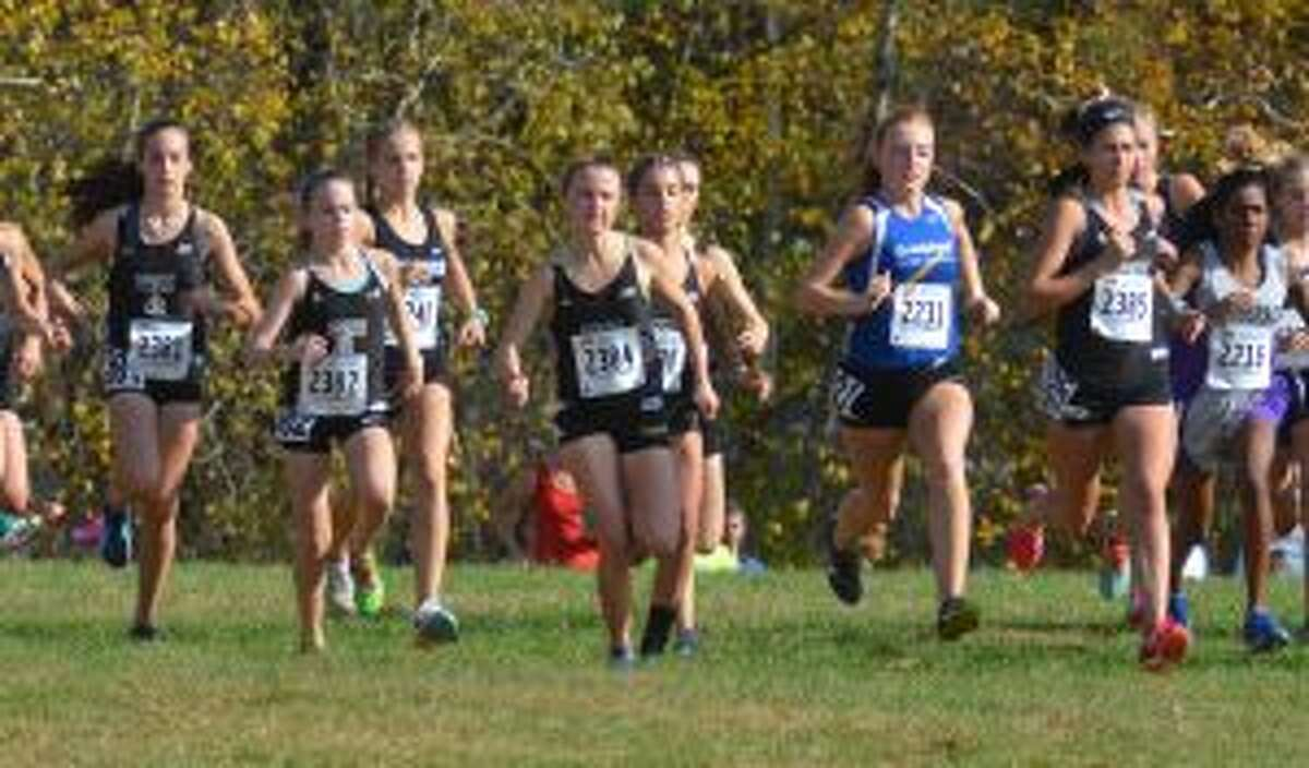 The Trumbull girls cross country team earned its first New England Championship berth since 1999.