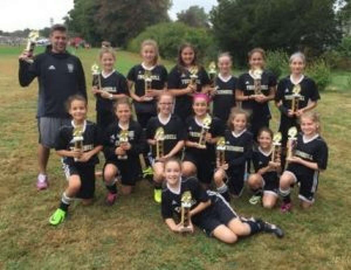Coach Jorge Pinto's Lightning will host a Sweet 16 CT Cup game Saturday at Indian Ledge at 12:30 p.m. Team members are Brianna Buda, Isabella Callaway, Lucy Carlson, Adele Datz, Abby Lee, Katie Marchand, Maya Marin, Ella Marron, Anabela Martins, Abby McKinney, Emily Meagher, Dimitra Ritsatos, Avianna Rivera and Keelyn Trubovich.
