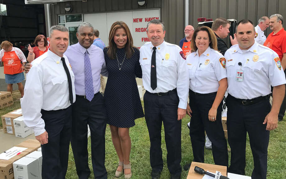 Trumbull fire officials participate in Operation-Save-A-Life