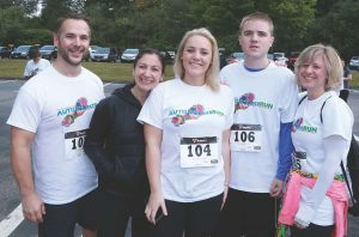 Once again, the Dingwall family of Trumbull will be assembling a spirited team to enjoy the festivities of the 3rd annual Kennedy Center Autism SpectRUN on Sunday, Sept. 10, at Jennings Beach, Fairfield.