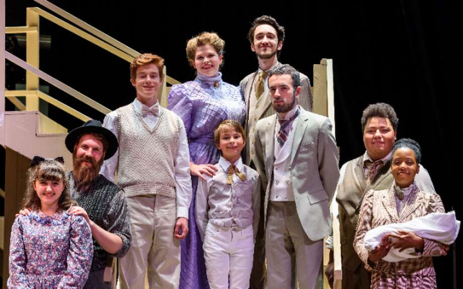 Youths from 12 towns make up the cast of the TYA 2017 summer musical, Ragtime.