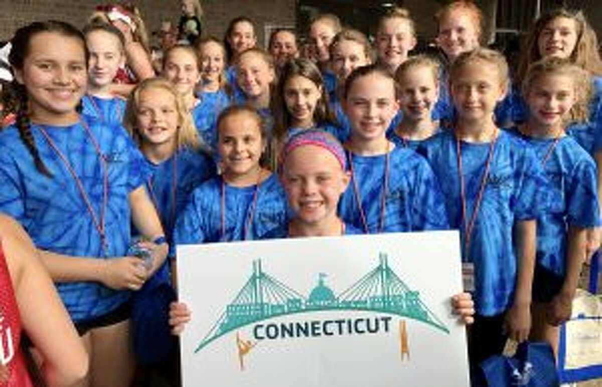 The Lakewood-Trumbull Y sent 20 gymnasts to compete in Nationals, with approximately 2,000 other competitors and close to 100 different YMCA teams.