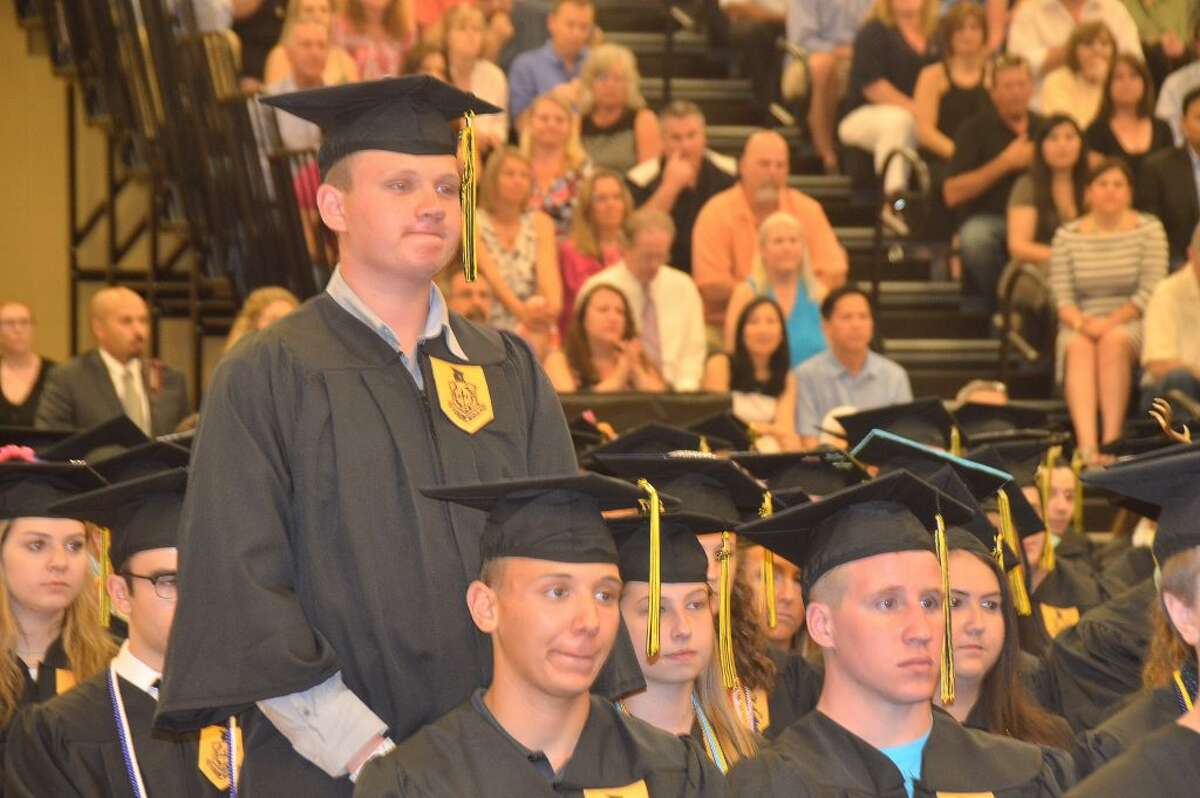 Honoring Graduates that will serve our country