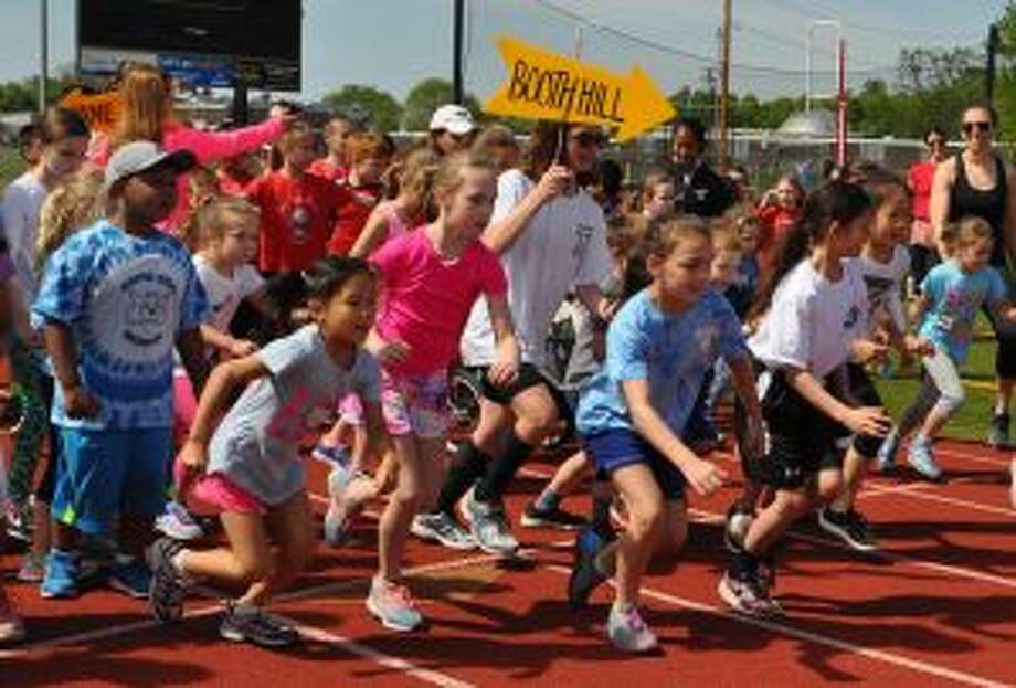 Booth Hill School runners take off —Jen Kehley photos
