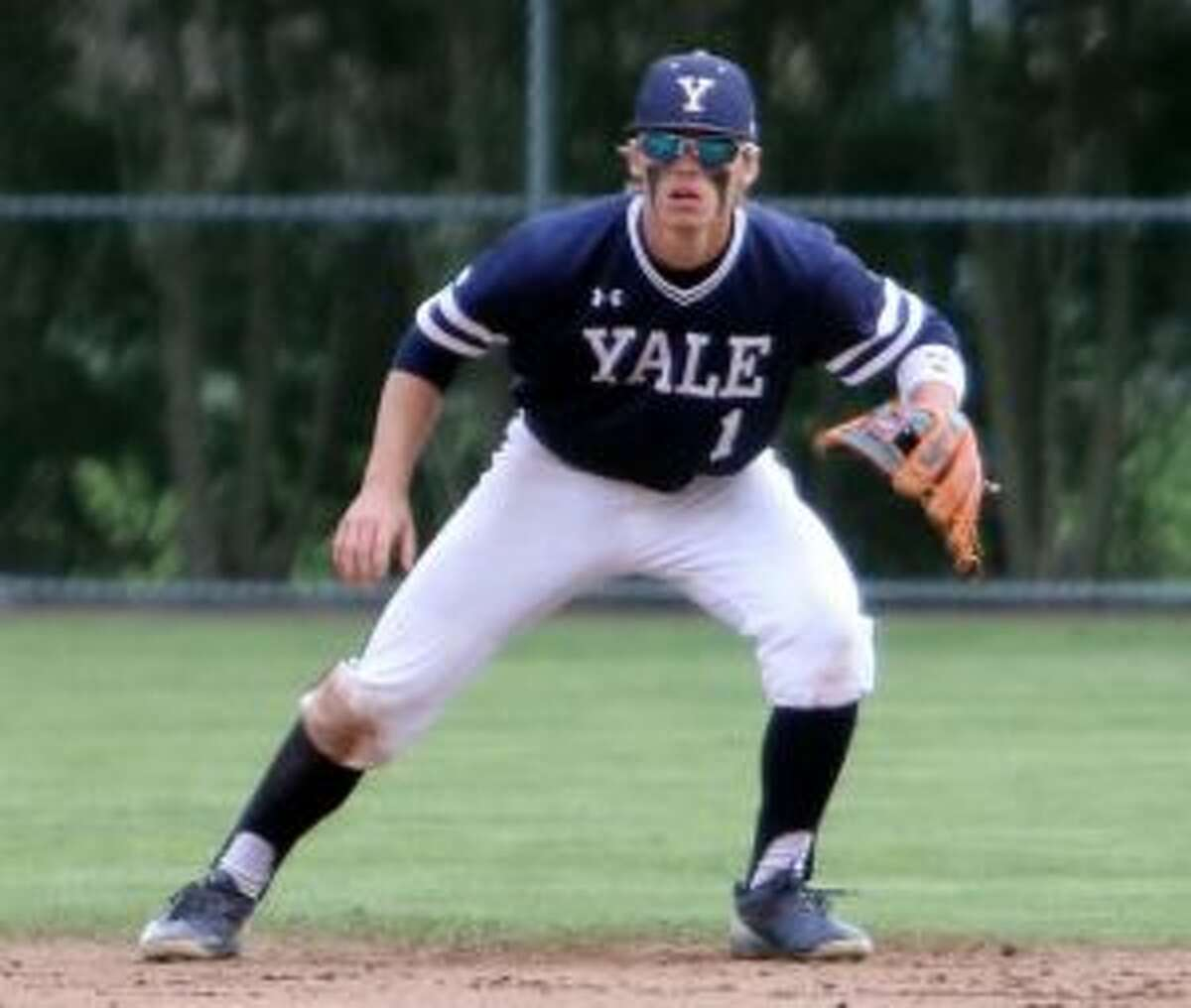 Simon Whiteman is the Ivy League Player of the Week. - Yale University photo