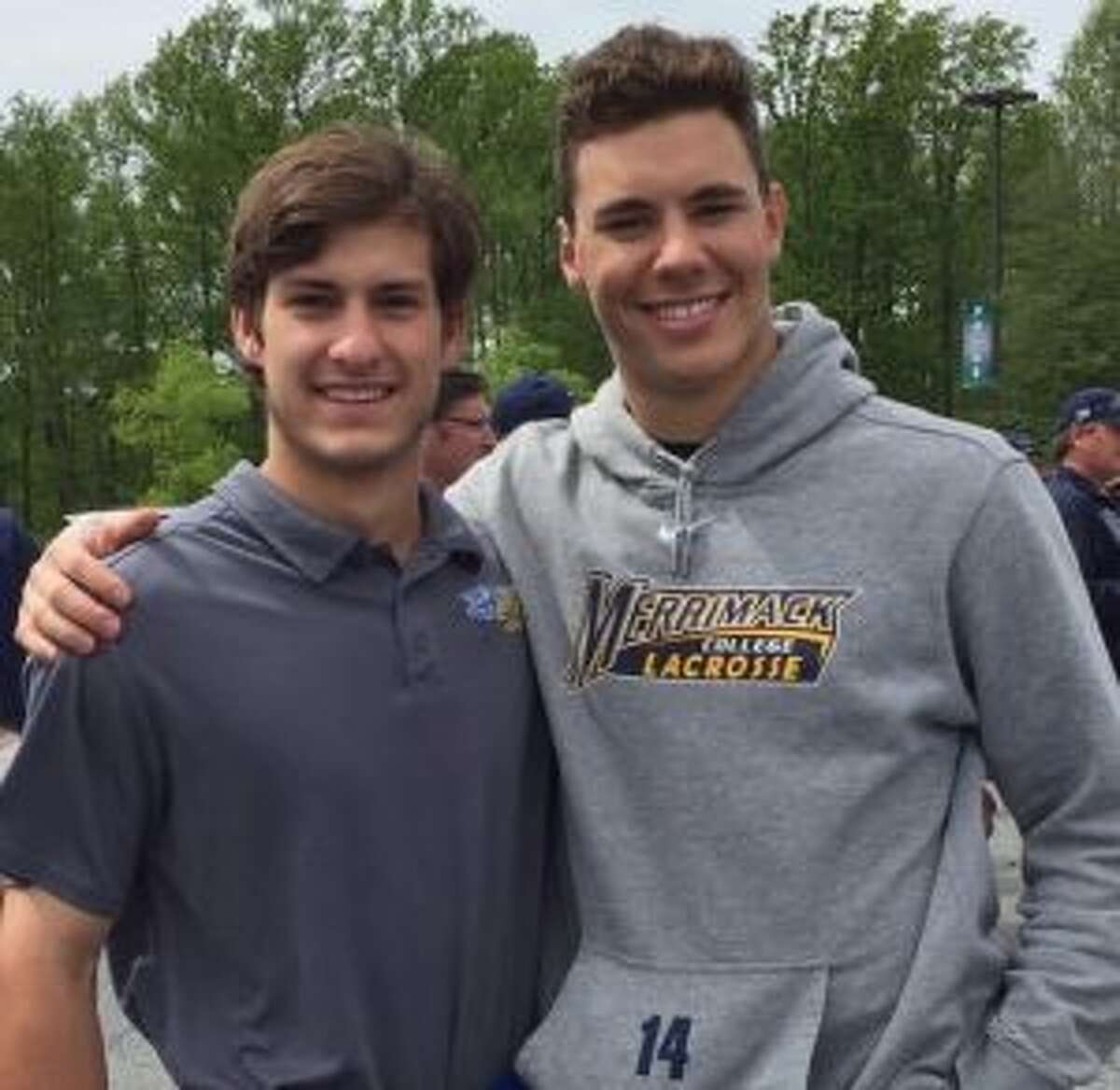 Danny Forren (Limestone) and Jacob Howes (Merrimack) will meet for the NCAA Division II title on Sunday.