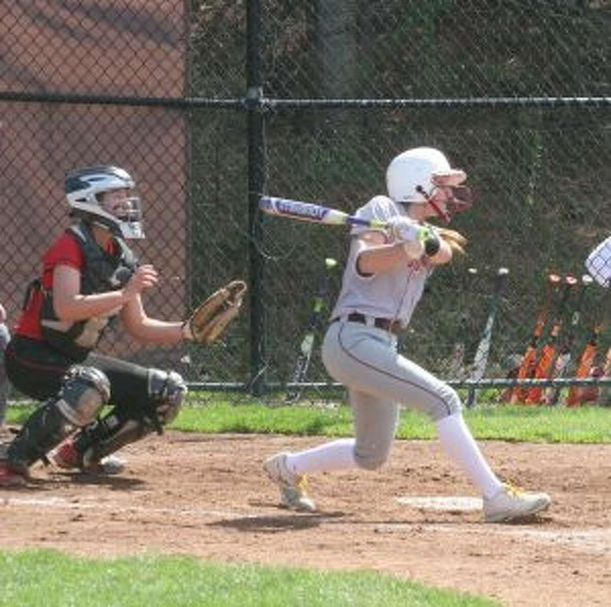 Julia Basso and the Cadets have won five consecutive games. - Bill Bloxsom photo