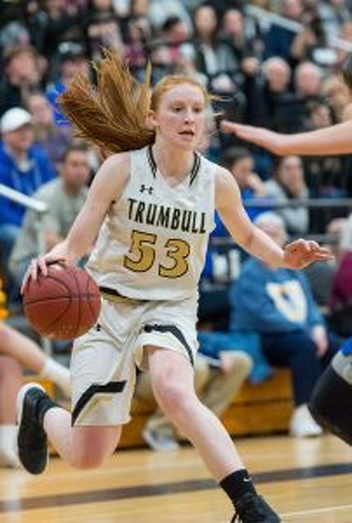 Taylor Brown led Trumbull with 13 points.