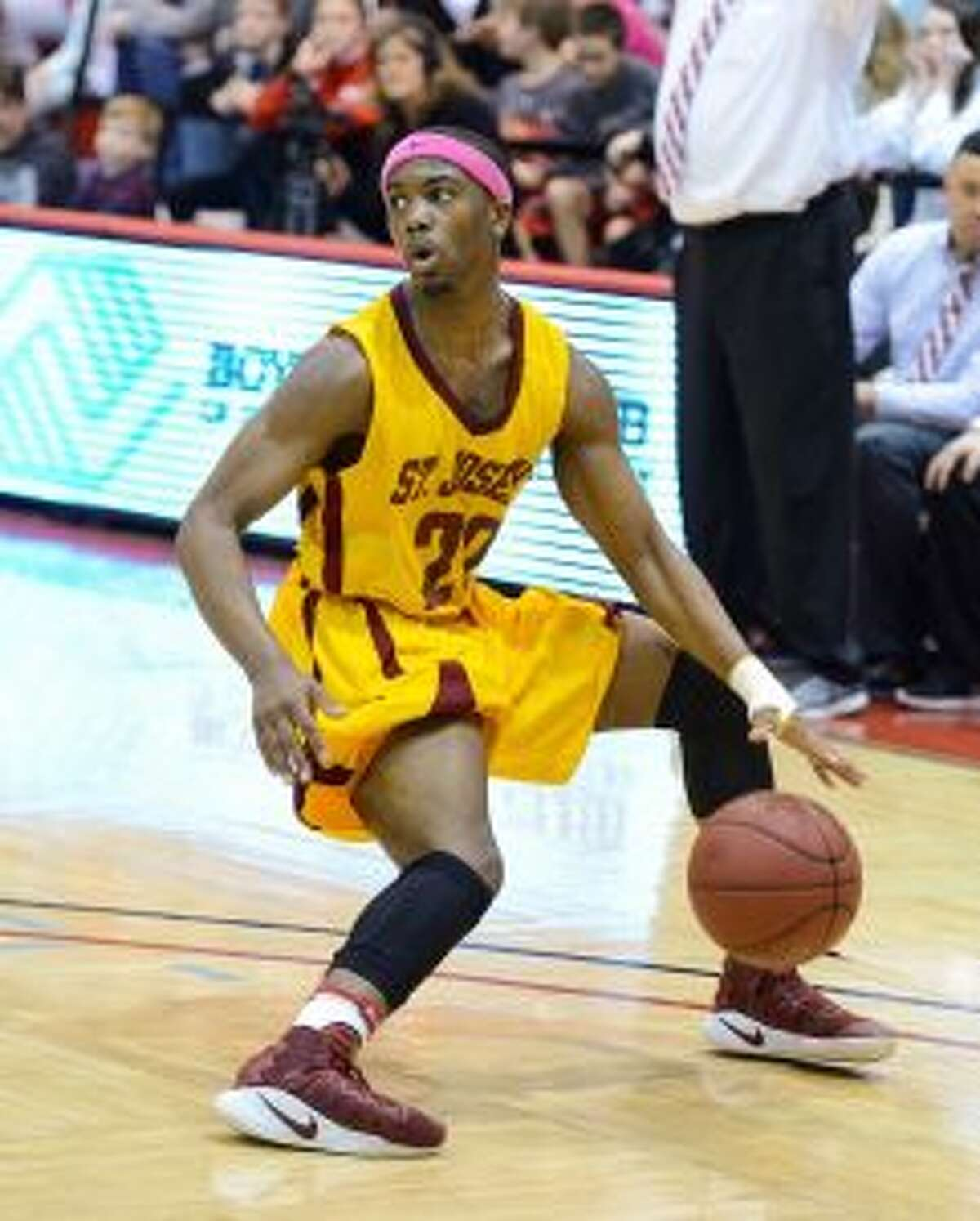 Omar Telfer scored the game's last two buckets for the Cadets.
