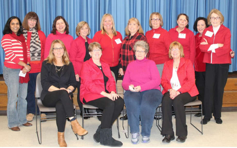 Trumbull Community Women Go Red