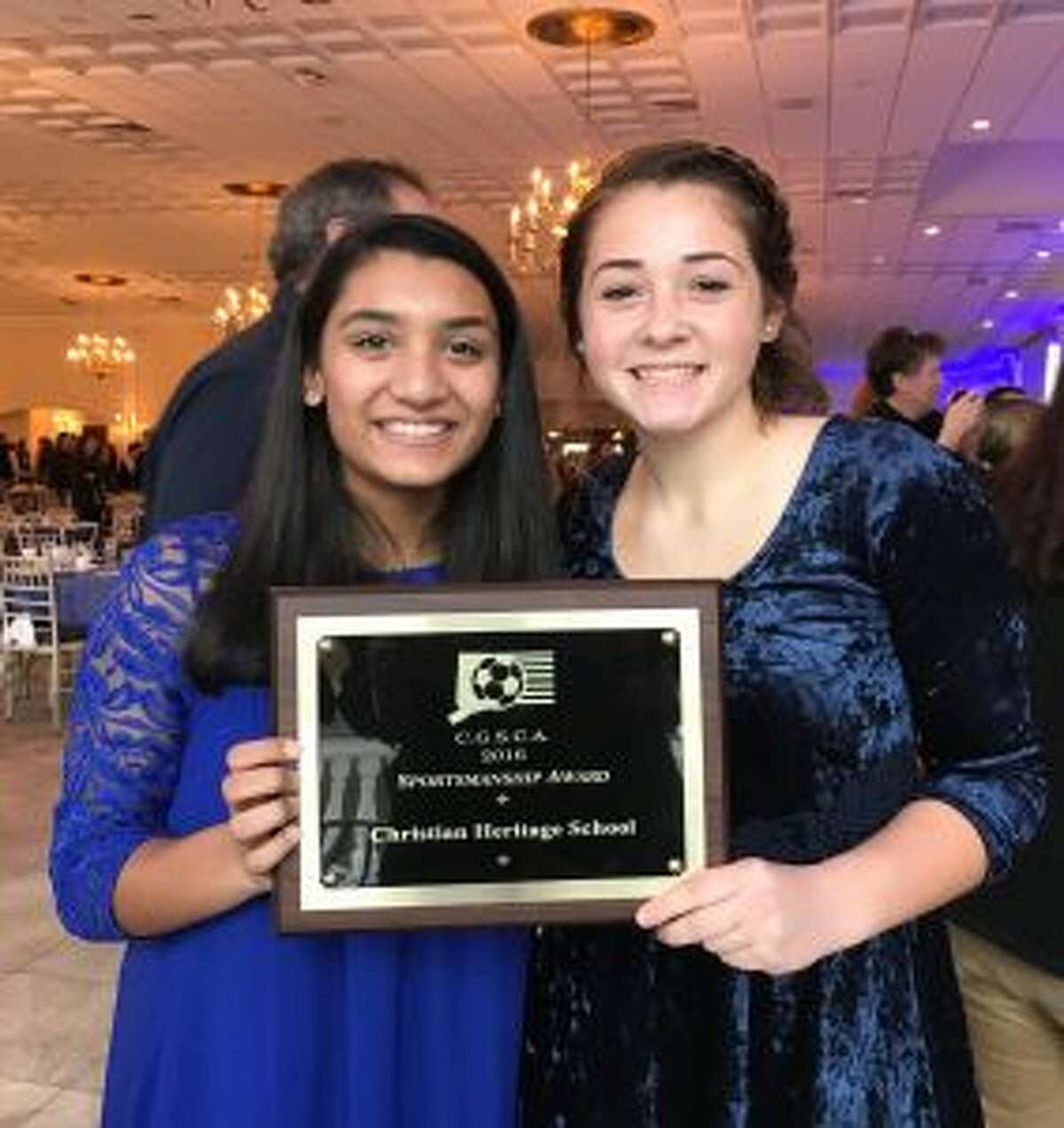 Ranita Muriel and Soph Loft were named NCSAA All-Americans.