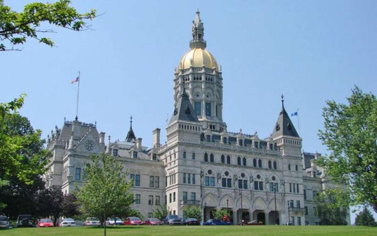 State Capitol in Hartford.