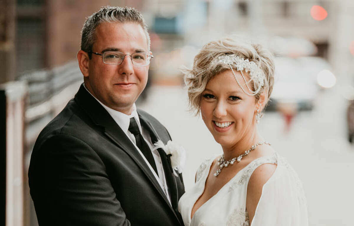 Mr. and Mrs. Brian Altieri