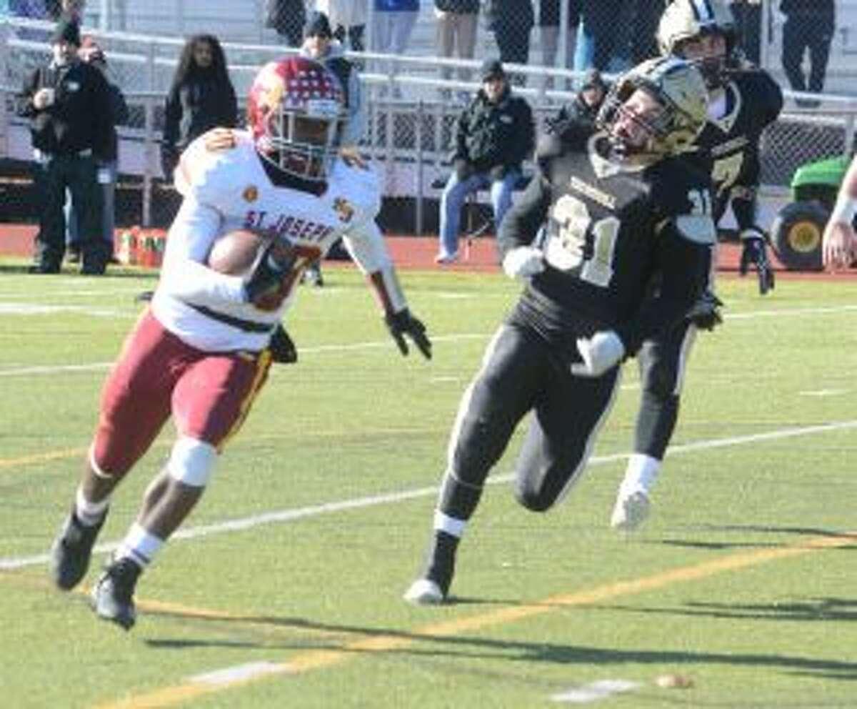 Jaden Shirden has accounted for 21 touchdowns.