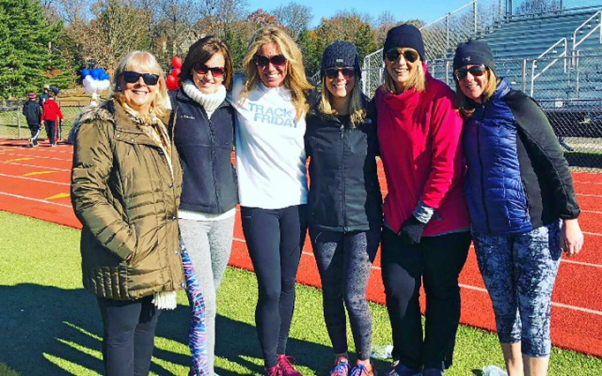 Residents are invited to donate to charity and get a little exercise on Track Friday at Trumbull High School.