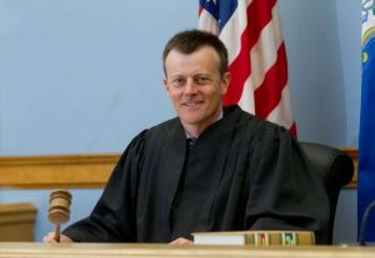 Probate Judge T.R. Rowe