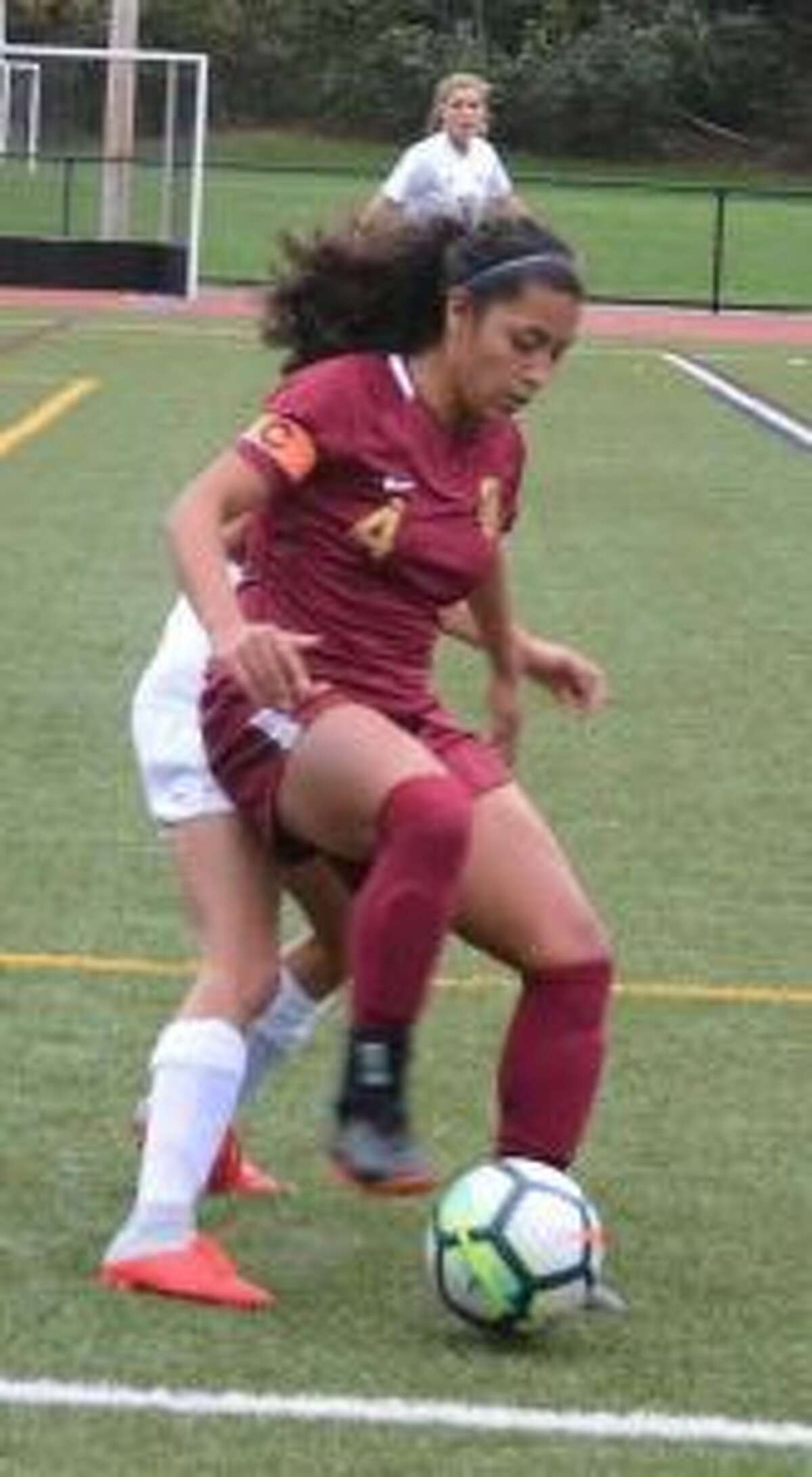 Jessica Mazo is a standout soccer player.