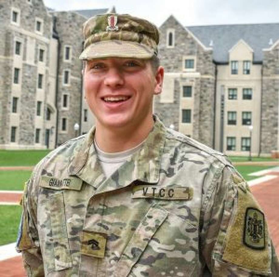 Adam Giammattei is asophomore in Army ROTC majoring in civil engineering with a minor in leadership studies.