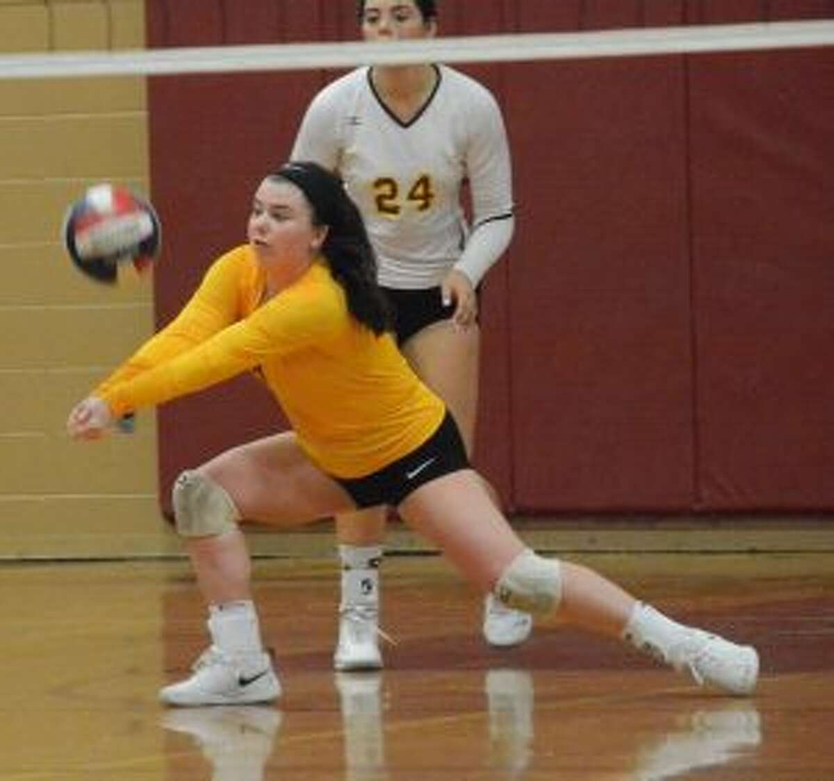 Kaitlin Capobianco was a defensive stalwart for St. Joseph.