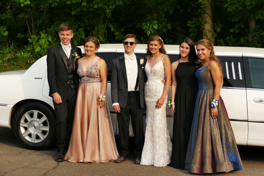 Middletown High School held its prom at the Aqua Turf on June 1, 2019. Were you SEEN? Photo: Allison Dube