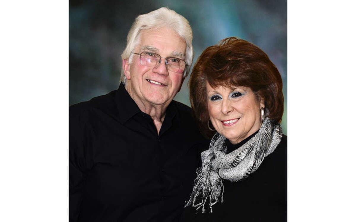 Richard DeLibro and Paula Pettinella