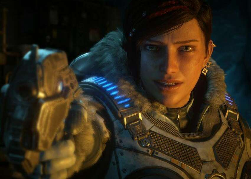 Gears 5 The fifth game in the cover-based shooter series drops