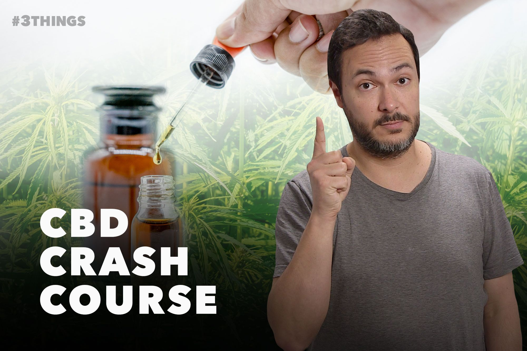 5 Fast Facts About CBD (60-Second Video)