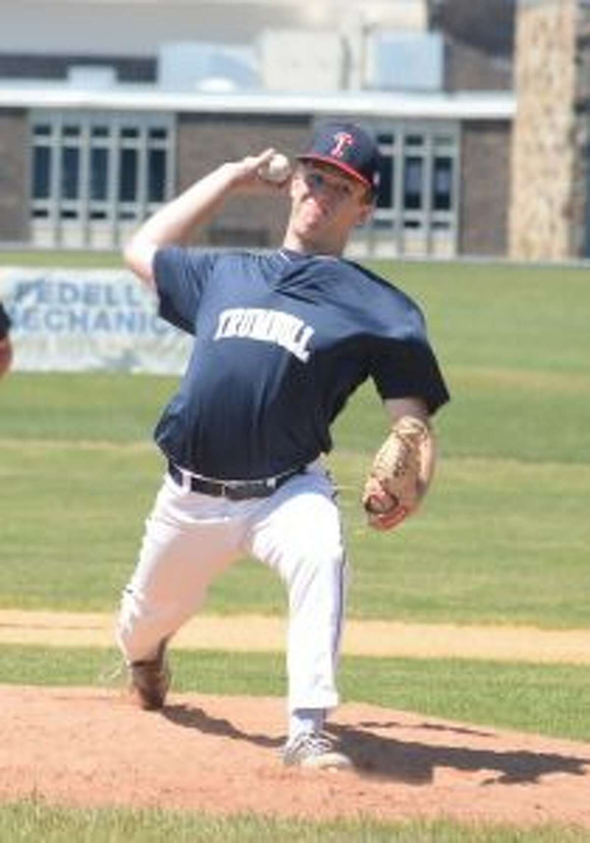 Ryan Vawter tossed two scoreless innings in relief, striking out two.