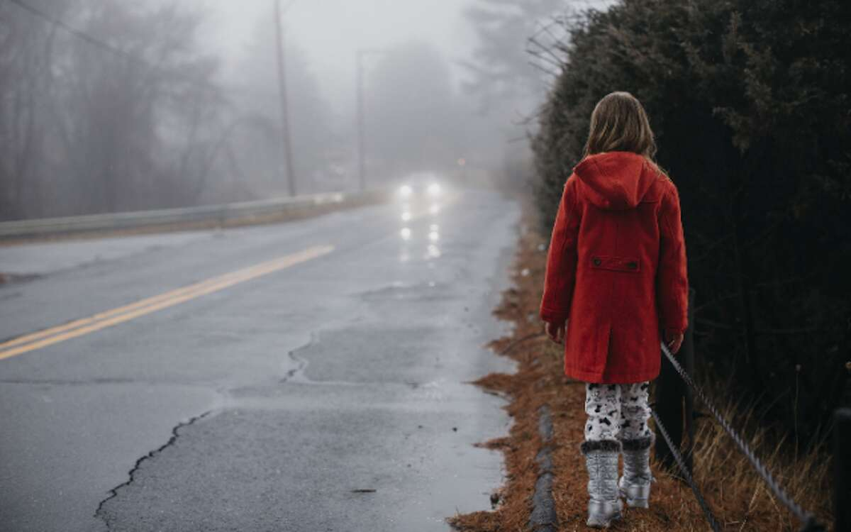 Fog, by Kerry Long, recently won the Color Photography category at the Rowayton Arts Center.