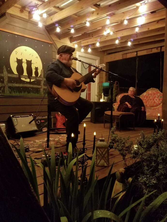 Courtney Hale-Revia loves music, and she wants you to be able to enjoy it, too, while meeting new musicians in a personal setting. Hale-Revia and husband, Lance, are the owners of 7 Oaks Event Garden in LaBelle. Photo: Courtesy Photos / Courtesy Photos