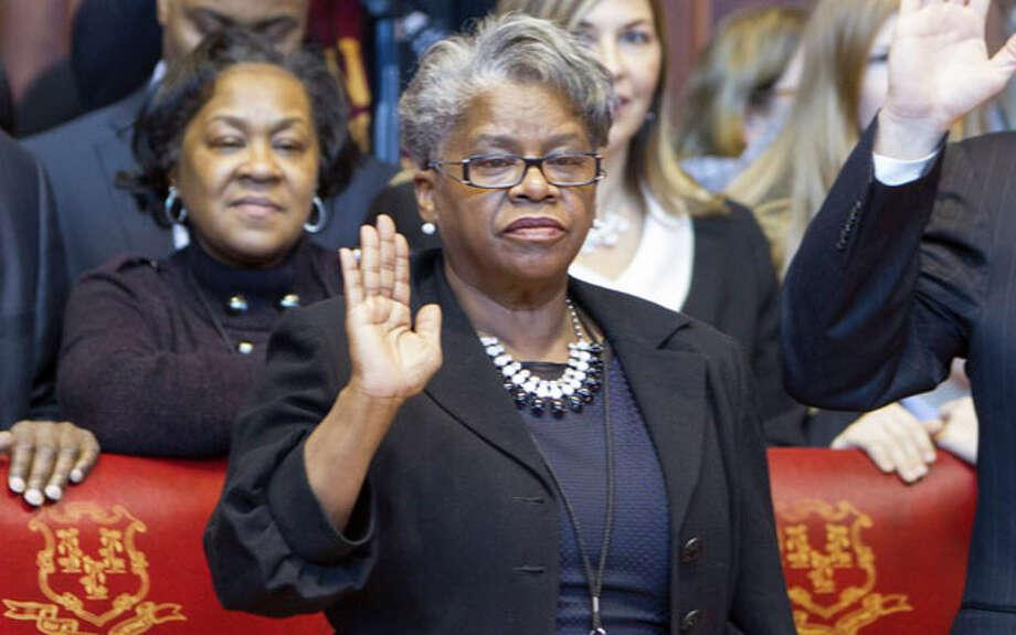State Sen. Marilyn Moore / Tim Wolf