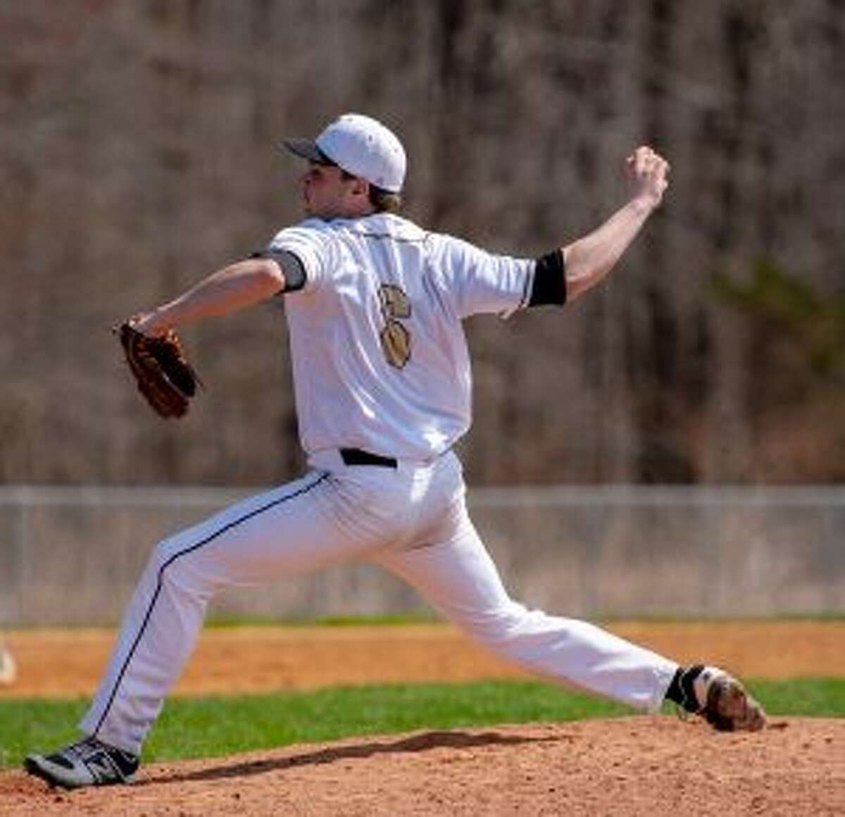 Ryan Gomes pitched six innings of scoreless baseball to win his third decision. - David G. Whitham photo