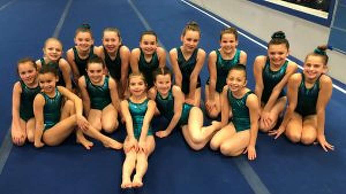Lakewood-Trumbull Y ended the weekend with numerous all-around and individual events champions.