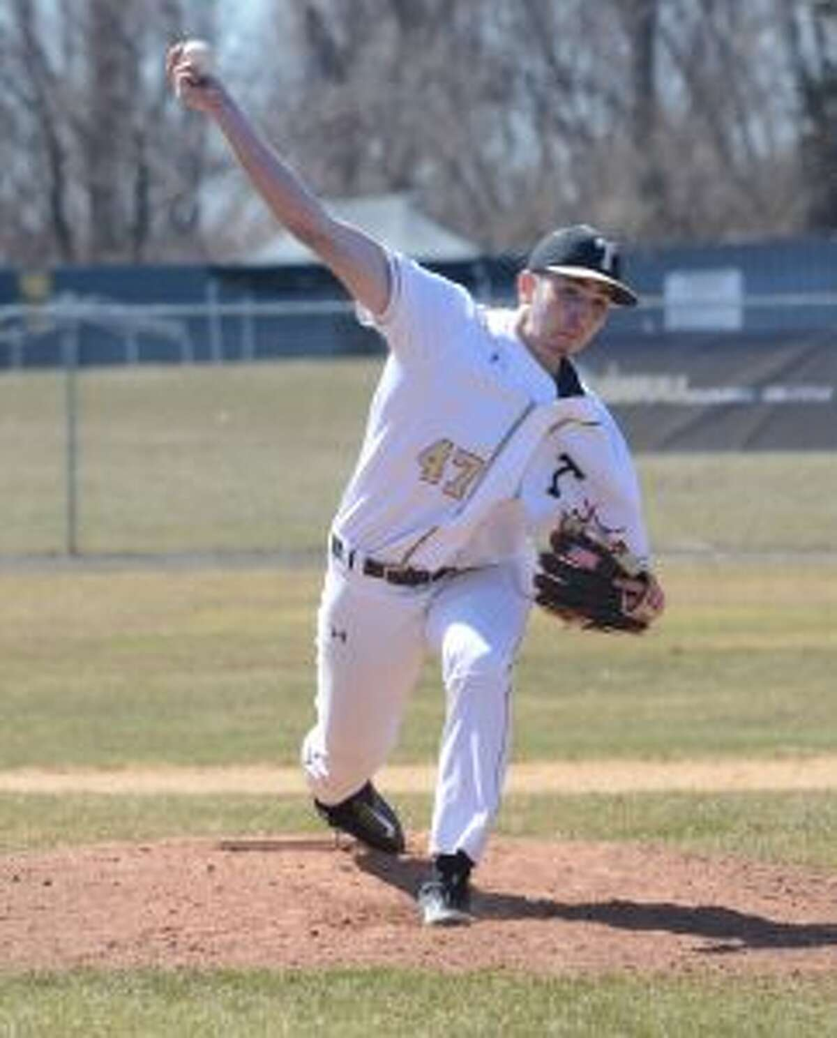 Ben Fero allowed only three hits and struck out six in his six innings. - Andy Hutchison photos