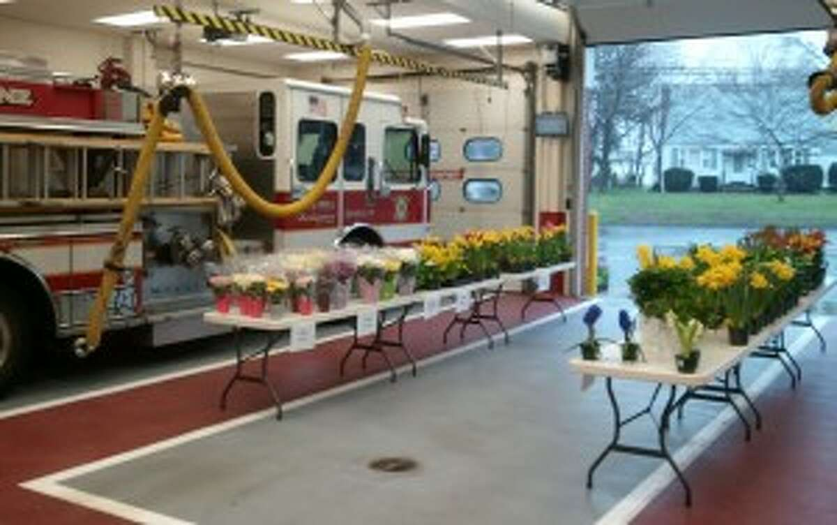 The Long Hill Volunteer Fire Co. #1 Inc. will hold their Easter flower sale at Station 1, 6315 Main St., on Friday, 9:30 a.m.-5 p.m.; Saturday, 9:30 a.m.-5:30 p.m.; and Sunday, 9 a.m.-1 p.m. or until sold out. A colorful selection of potted plants will be available for their annual fund-raising event.
