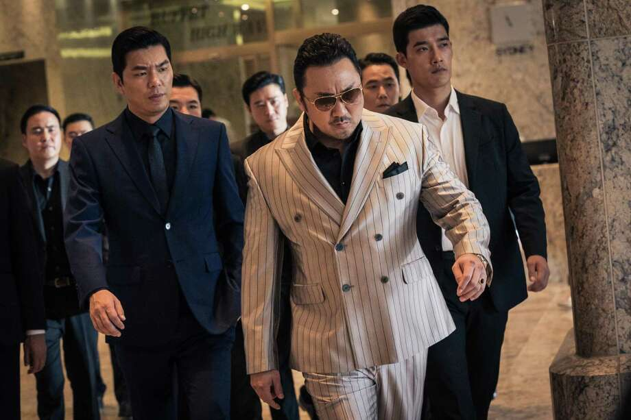 Ma Dong-seok, a.k.a. Don Lee, stars in the South Korean film 'The Gangster, The Cop, The Devil' Photo: WellGo USA