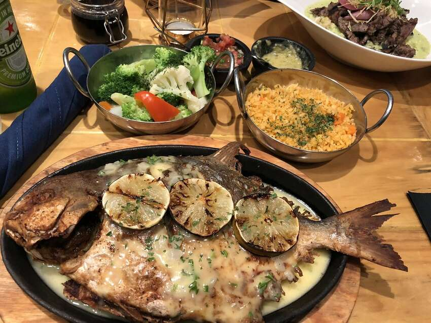 La Fisheria213 Milam Street, HoustonLRW lunch menu: $20LRW dinner menu: $45 Photo by: Christian R/Yelp