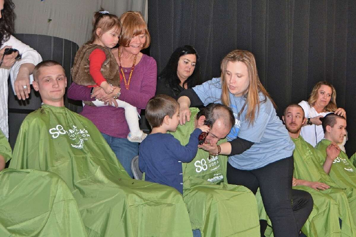 St Joseph head shave 6