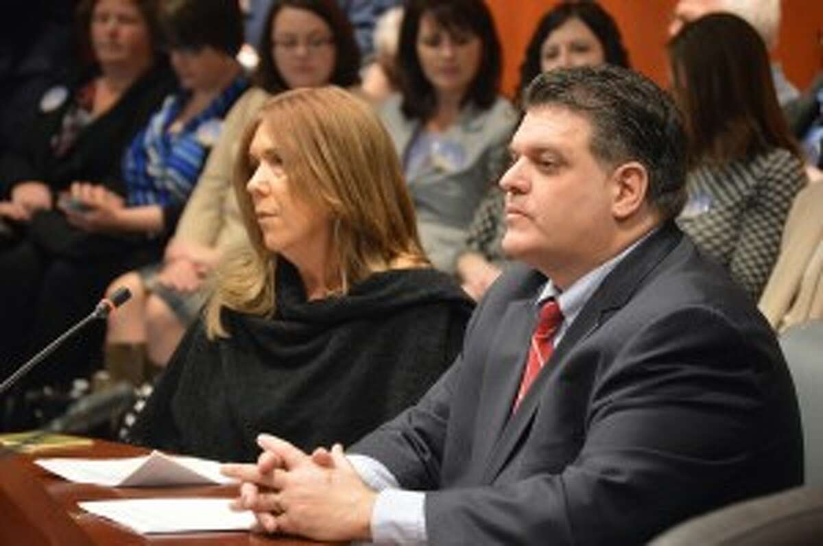 State Rep David Rutigliano recently voted against advancing HB-7371 out of committee.