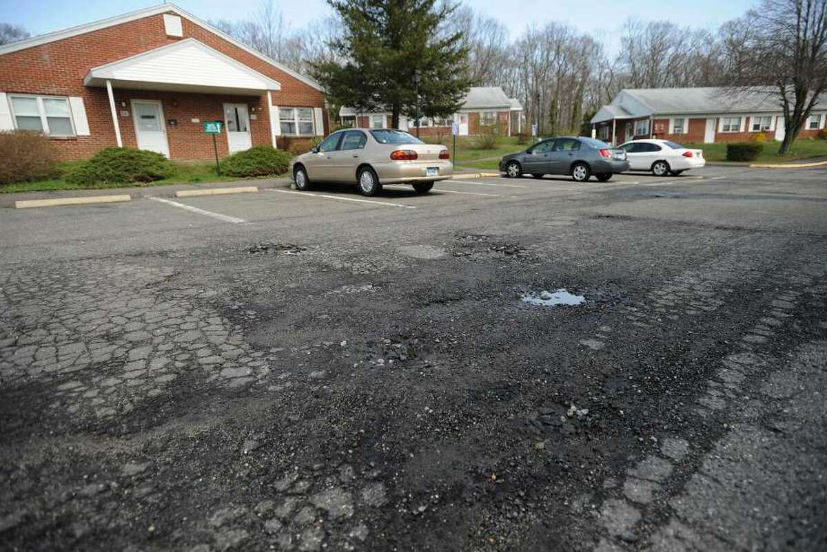 Stern Village, a 62-and-older community run by the Trumbull Housing Authority, is seeking $1 million in state funding for needed HVAC and other upgrades. -Brian A. Pounds
