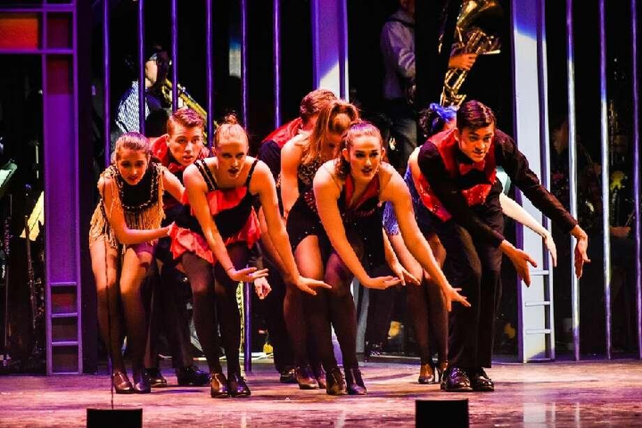 CHICAGO's dance ensemble. — Jessica Spillane