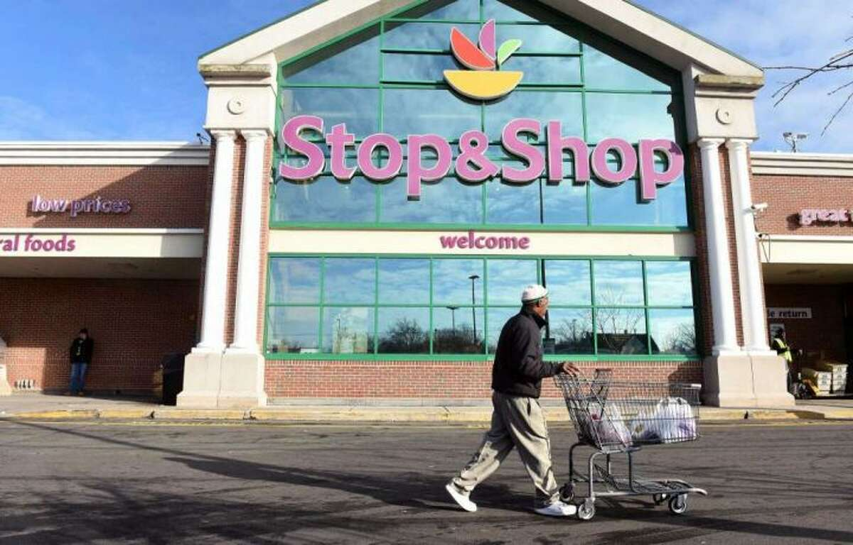 The United Food and Commercial Workers Local 371, which represents workers at the Trumbull Stop and Shop, voted to authorize a strike Wednesday. -Arnold Gold, Hearst Connecticut Media