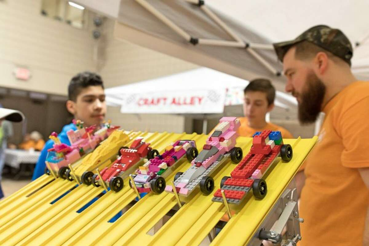 Calvary Church will host its second Lego 500 race this Saturday. Children K-5 can assemble and race a car, then have hot dogs and cotton candy.