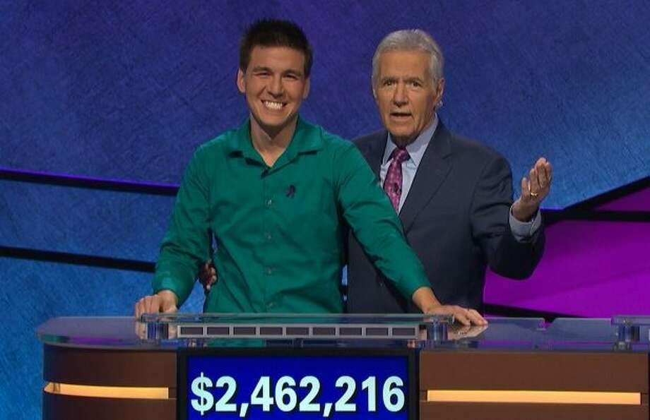 While James Holzhauer ultimately fell short of Ken Jennings' streak for time on the show (32 to Jennings' 74) and money ($58,484 shy of Jennings' all-time regular play record of $2,520,700), he nearly surpassed him in just about half the time.