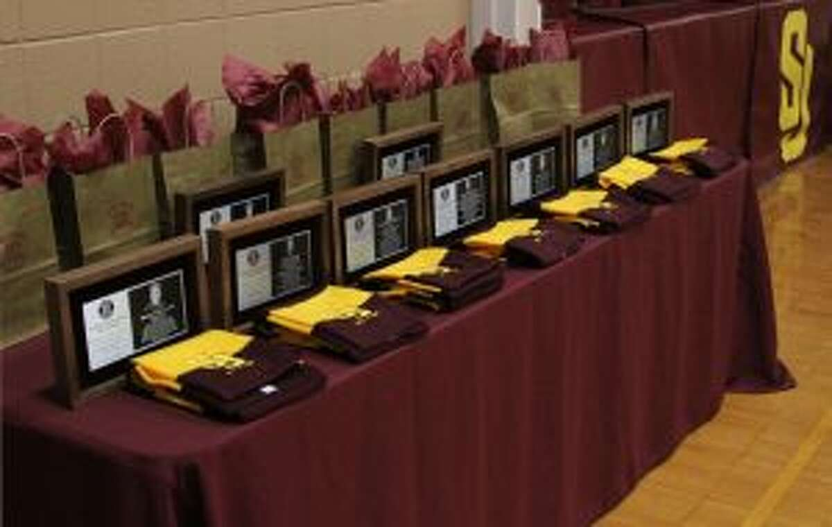 St. Joseph's 5th annual Hall of Fame ceremony will take place on March 30.