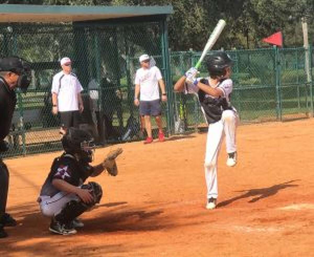 Andrew Valentino batted .714 for the Northeast team at the USA Youth Select games.