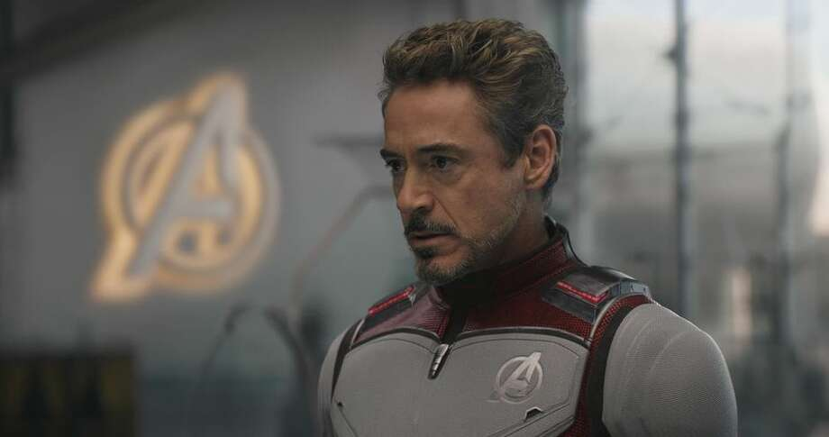 Tony Stark / Iron Man, played by Robert Downey Jr.