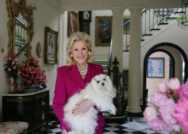 Dede Wilsey steps down as president of the SF Fine Arts Museums