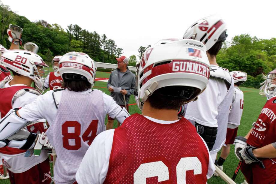 The Gunnery in Washington has announced Mike Marich has been named the Mike Fuller Head Coach of the Year by the Western New England Secondary School Lacrosse Association (WNESSLA) for 2019. Photo: Contributed Photo / Contributed Photo / The News-Times Contributed